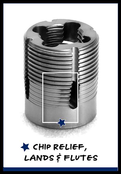 C-Sert Chip Relief