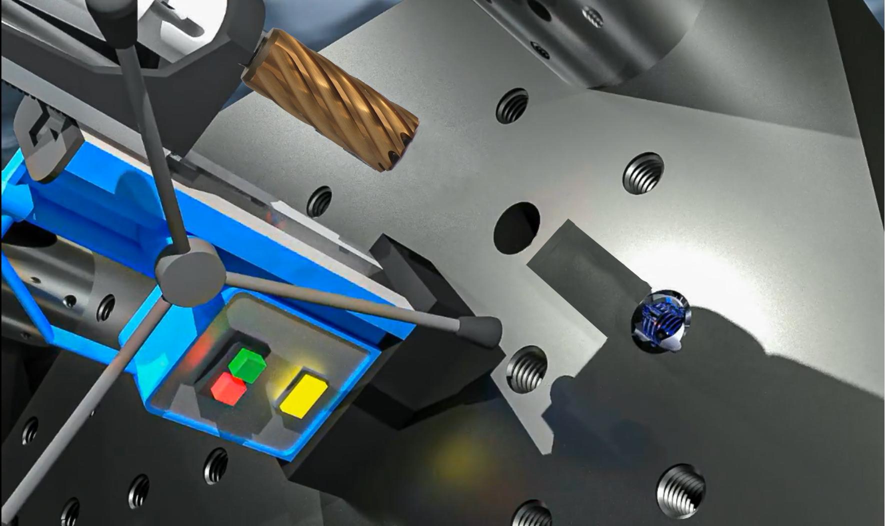 Drill Annular Cutter
